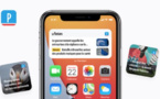 LeParisien lance son widget iOS14 pour augmenter l'audience de son app