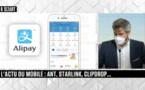 La plus grande banque du monde, Alipay, est mobile first