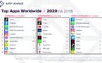 112 milliards de dollars dépensés dans les applications en 2020