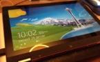 2 pouces sur un Lenovo Yoga 13 pouces