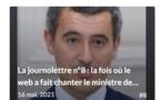 La journolettre n°8 : la fois où le web a fait chanter le ministre de l'intérieur