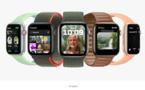 Apple dévoile watchOS 8