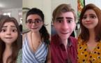 215 millions de Snapchatters ont utilisé la nouvelle Lens Cartoon 3D Style