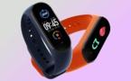 Xiaomi travaille sur un bracelet connecté à écran flexible