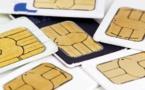 Le nombre de cartes SIM progresse  en France pour le quatrième trimestre consécutif