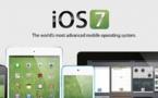 iOS 7 fait mieux que son prédécesseur auprès des utilisateurs