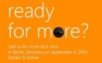 Microsoft lèvera le voile sur le Lumia 730 à l'IFA en septembre