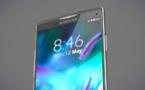 Samsung : Le nouveau Galaxy Alpha avec son cadre métallique arrive sur le marché