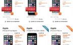 """L'iPhone 6 """"à partir de"""" 130 euros chez Orange, mais..."""