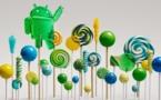 Google lancera Android 5.0 Lollipop le 3 novembre prochain