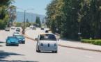 Les prototypes de voiture autonome de Google débarquent sur les routes de Californie