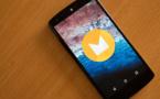 Android M Developer Preview obtient sa première mise à jour