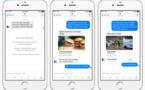 Facebook a commencé à tester son assistant virtuel M, intégré à Messenger
