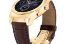 LG lance en édition limitée la « LG Watch Urbane Luxe » en or 23 carats