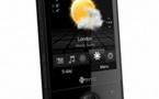 HTC dévoile son 'Diamond' à écran tactile