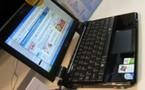 Un eeePC 901 avec technologie Wimax