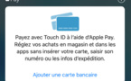 Apple ouvre son service de paiement Apple Pay en France
