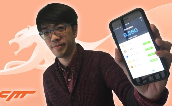 """David Wu : """"Cheetah est leader mondial du développement d'applications, derrière Google et Facebook"""""""