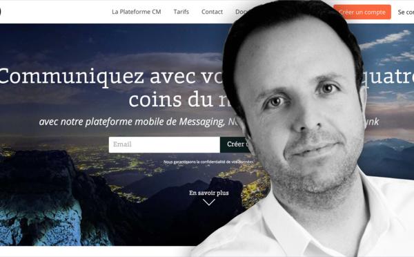 """Jeremy Delrue, CM : """"Le numéro de téléphone mobile sera l'IBAN de demain"""""""