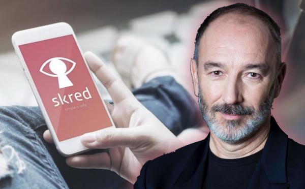 """Pierre Bellanger : """"Skred établit un nouveau standard de sécurité pour les messageries grand public"""""""