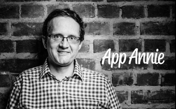 """Bertrand Schmitt, App Annie : """"les applications sont là pour durer """""""
