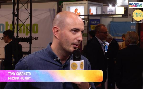 """Tony Casonato, MJ Fleet : """"Nous digitalisons le métier des opérateurs terrain"""""""