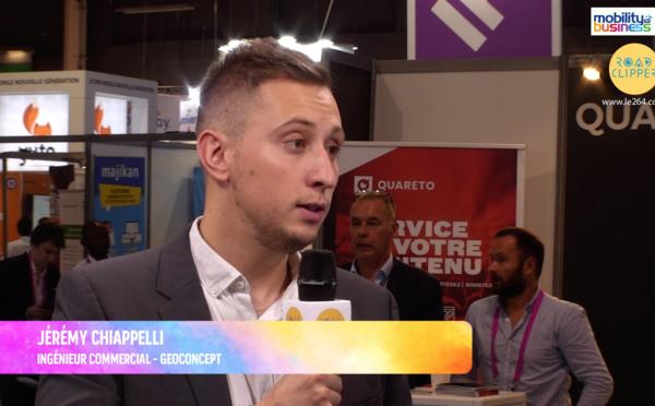 """Jérémy Chiappelli, Geoconcept : """"Nos clients peuvent réaliser des gains de 10 à 30% dans leurs tournées"""""""