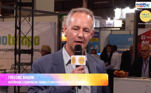 """Frédéric Baroin, Anyline : """"Nous sommes spécialisés dans l'OCR mobile"""""""