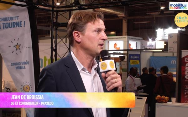 """Jean de Broissia, Praxedo : """"Nous pouvons améliorer la productivité des techniciens terrain de 20 à 25%"""""""