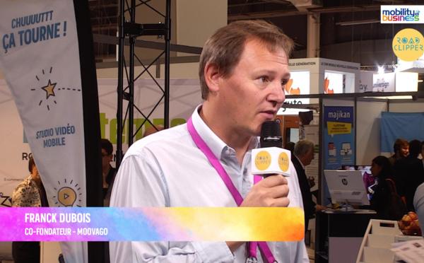 """Franck Dubois, Moovago : """"Les CRM mobiles étaient frustrants"""""""