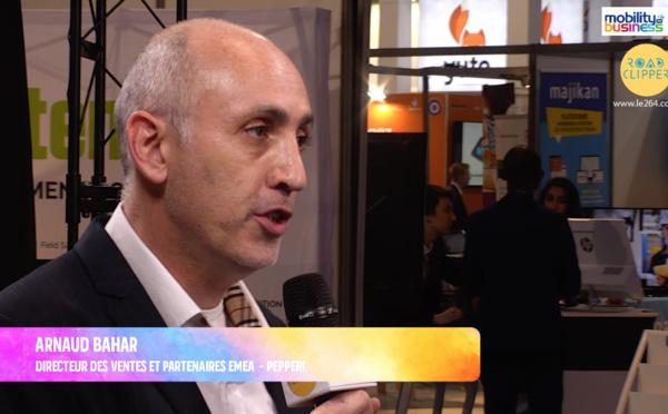 """Arnaud Bahar, Pepperi : """"La mobilité doit être acceptée par les utilisateurs finaux"""""""