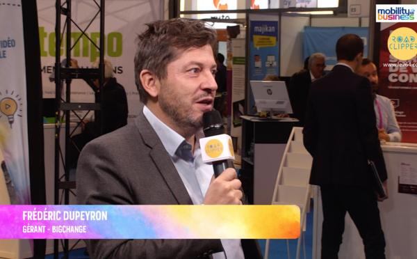 """Frédéric Dupeyron, BigChange.fr : """"Le grand changement c'est le zero papier pour toutes les entreprises"""""""