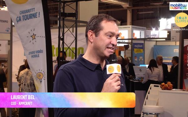 """Laurent Bel : """"La solution Appcraft permet de lancer une application en quelques jours"""""""