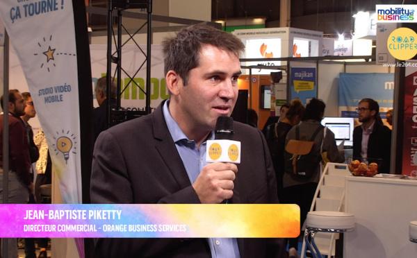 """Jean-Baptiste Piketty, OBS : """"Le smartphone permet de digitaliser l'ensemble de l'entreprise"""""""