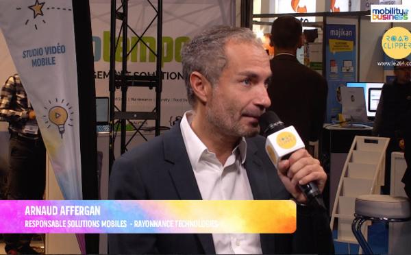 """Arnaud Affergan, Rayonnance technologies : """"Désormais nous digitalisons le vendeur et le point de vente"""""""