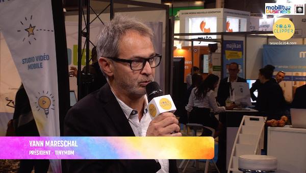 """Yann Mareschal, TinyMDM : """"Notre solution MDM est accessible à l'ensemble des PME"""""""